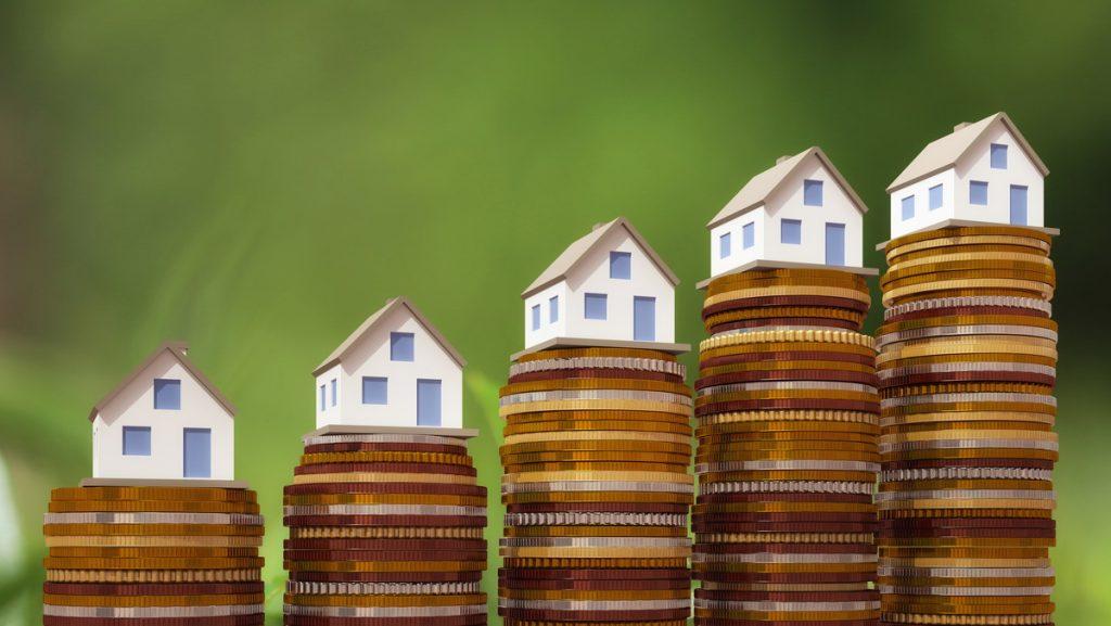 不動産価格は環境の変化に応じて変動する