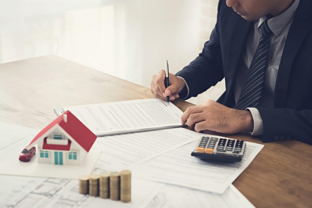 路線価から土地価格を計算する方法
