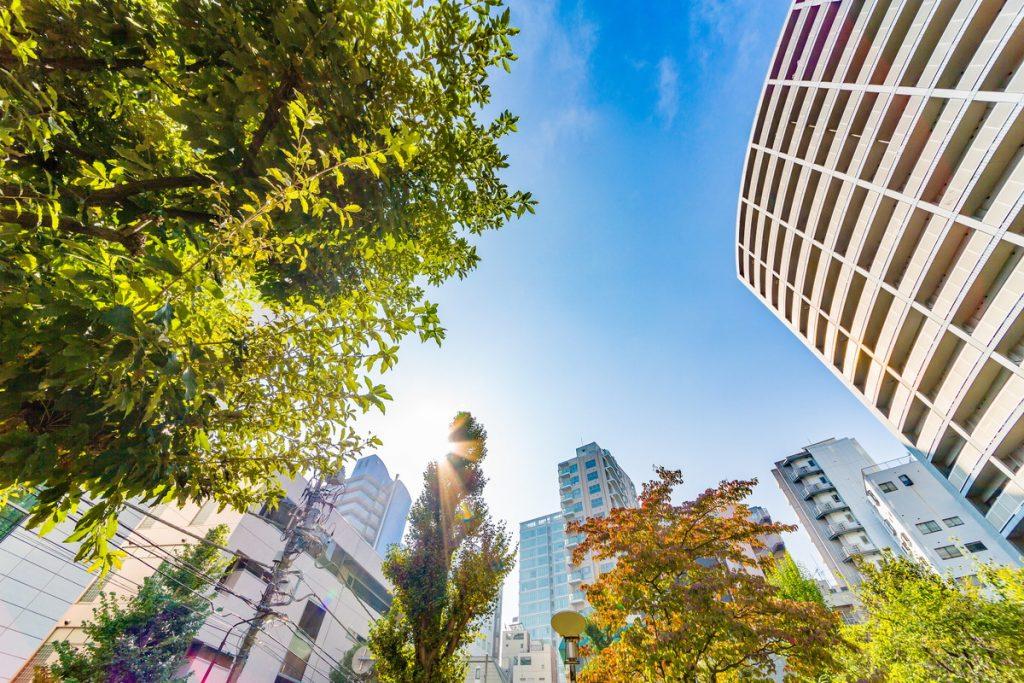 東京の気になる土地の路線価を調べよう