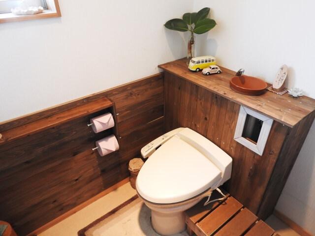 トイレのリフォームのメリット