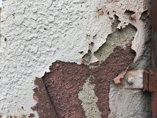 外壁にこんな症状が出たら要注意