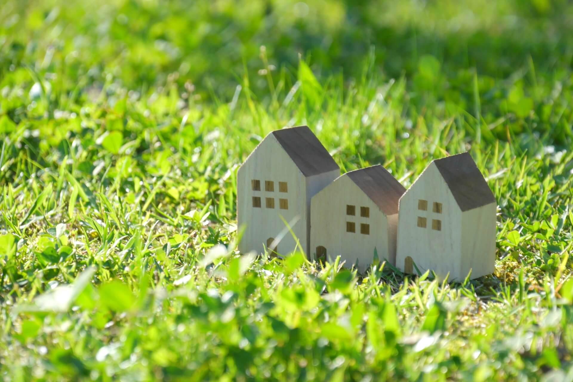 住宅を建築できる地目は4種類に限定される