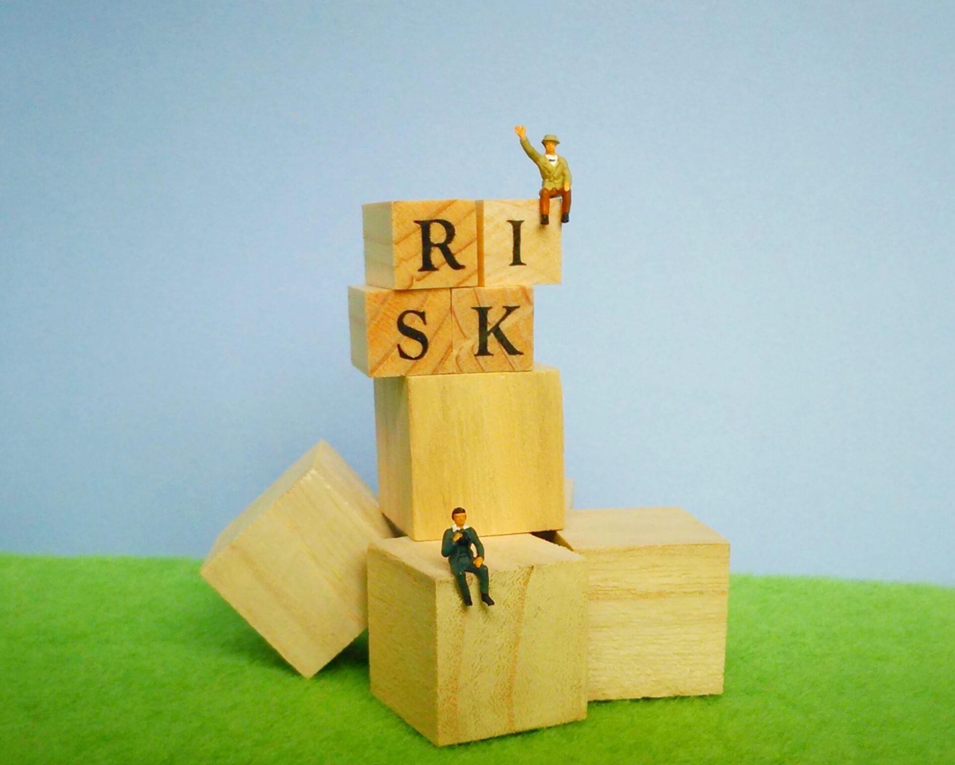 マンション投資で考えられるリスク