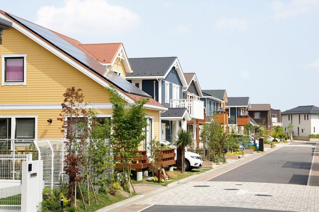 東京の土地価格の推移