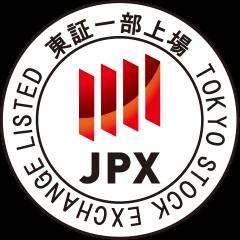 東証一部ロゴ